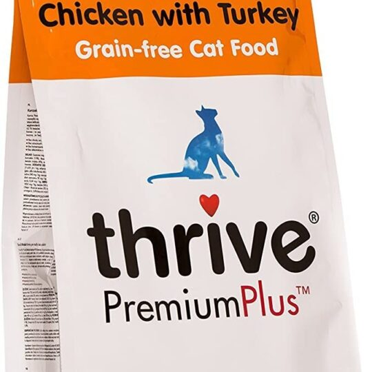 Thrive chicken and turkey dry 1.5kg